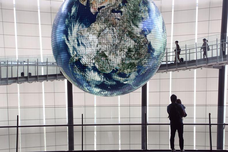 身為當前全球最大城市的東京,都勇於挑戰2050排放歸零,台灣城市呢?