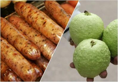 吃香腸怕亞硝酸鹽致癌,一顆「維生素C之王」有效清除!