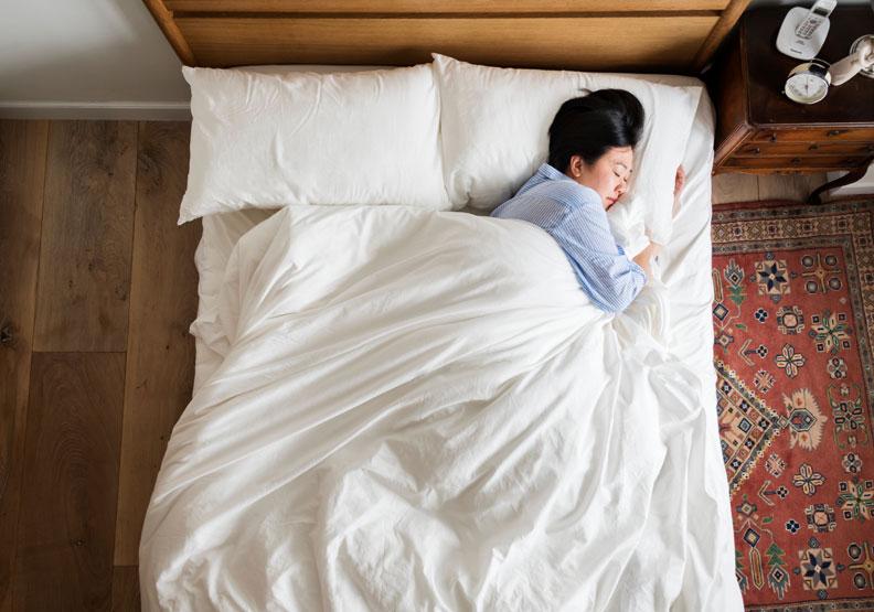 睡好就能瘦15公斤!日本睡眠諮商師:睡眠對身心靈有重大影響