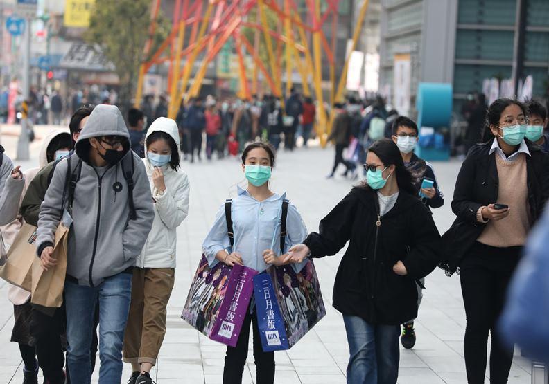 當恐慌在城市中蔓延:擋不住的「口罩之亂」
