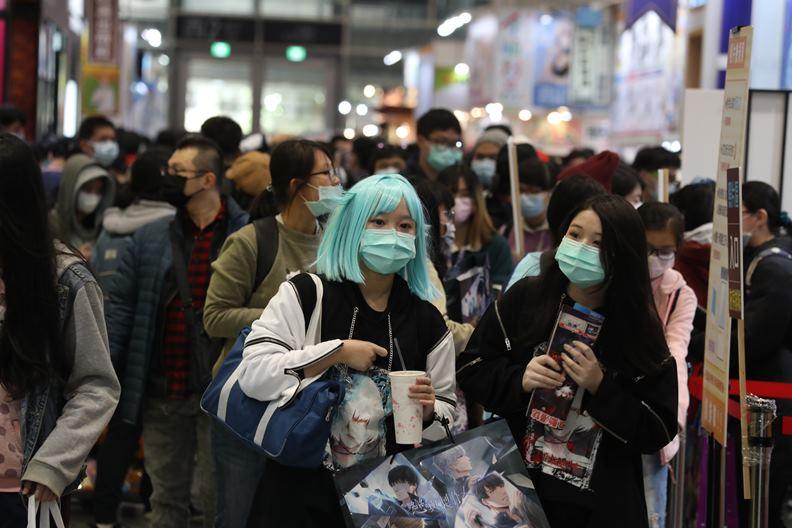 怕武漢肺炎疫情擴大,近來不少活動和展覽都取消或延期。