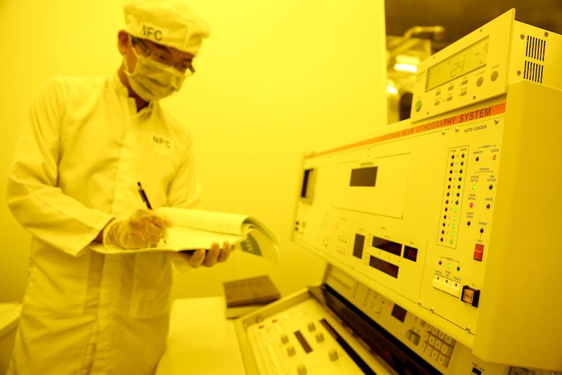 台灣的半導體產業已日益壯大,也亟需教育界培育更多人才。圖片來自交大半導體產業學院
