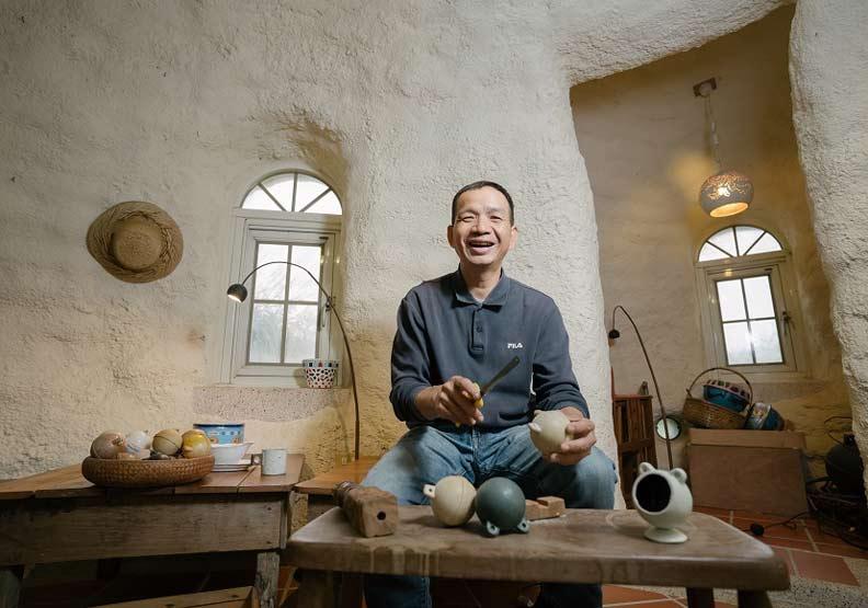 退休教師築夢,為什麼何俊賢要在北海岸蓋「度咕屋」?