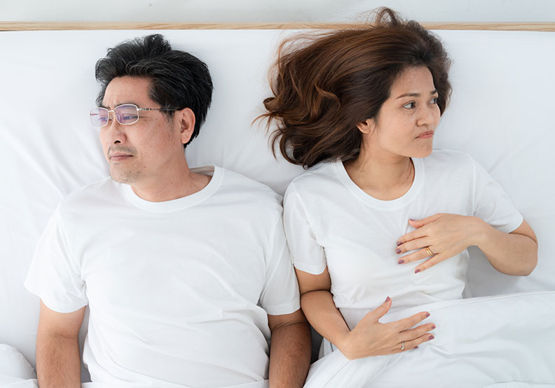 「原來老公還愛著我!」因為理解,她選擇原諒外遇丈夫