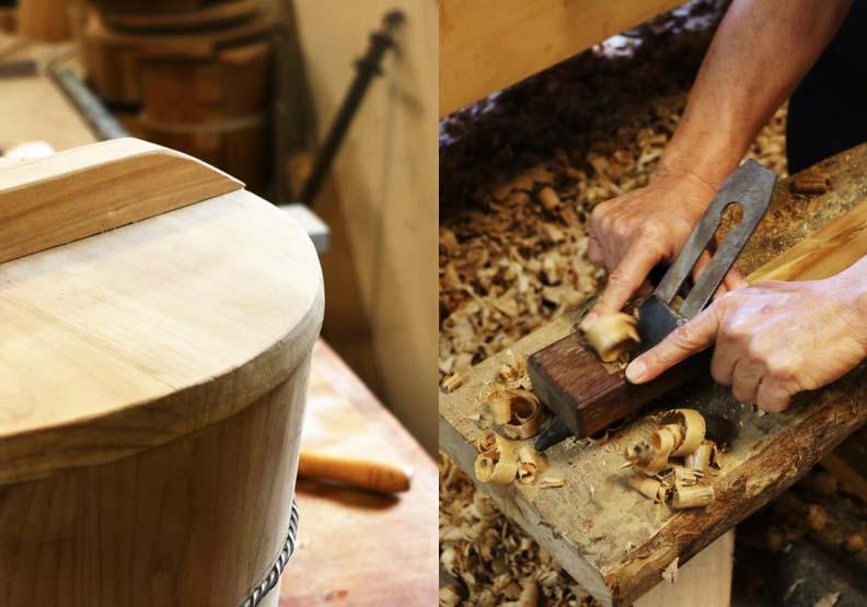 「最聰明的人,會用最笨的工法」三峽手工木桶百年技藝飄香