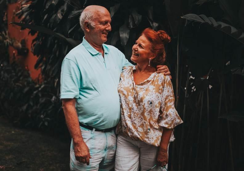 退休後的生活也是人生幸福時刻