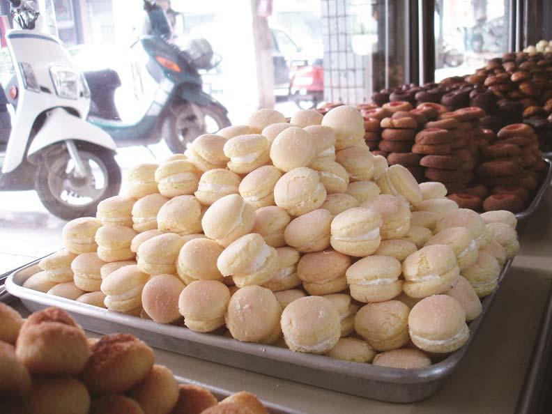 近代甜點。圖片由玉山社提供