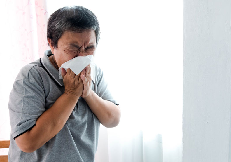 間 質 性 肺炎
