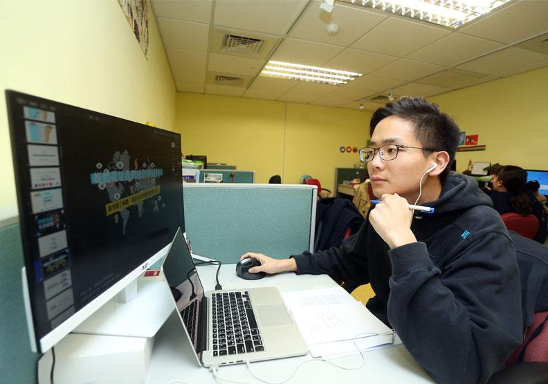 芳君竹希望能夠壯大公共媒體,讓記者說出真心話。