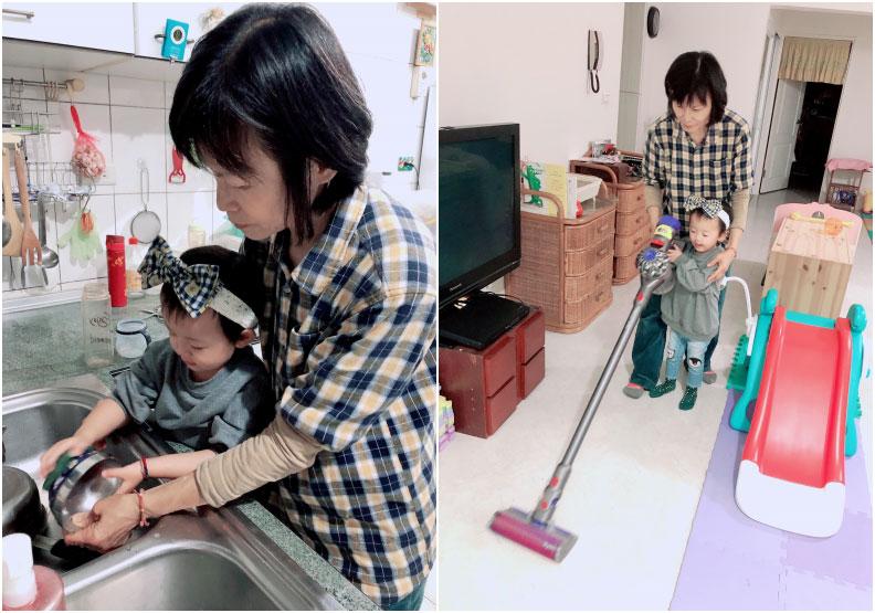 從小教導做家事,厚植孩子未來的軟實力