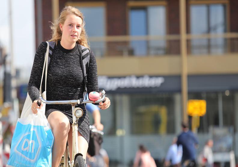 友善單車族!荷蘭烏特勒支蓋出全球最大自行車停車場