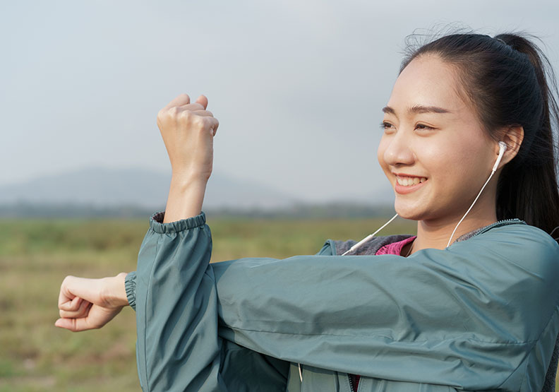 5 個好習慣促進女性荷爾蒙分泌,不讓骨鬆找上門