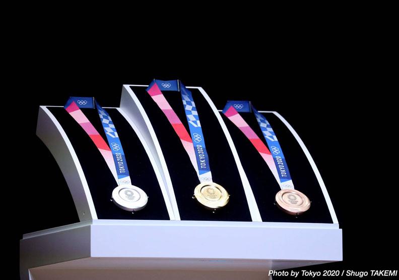 2020東京奧運獎牌,竟是8萬噸家電垃圾做的?