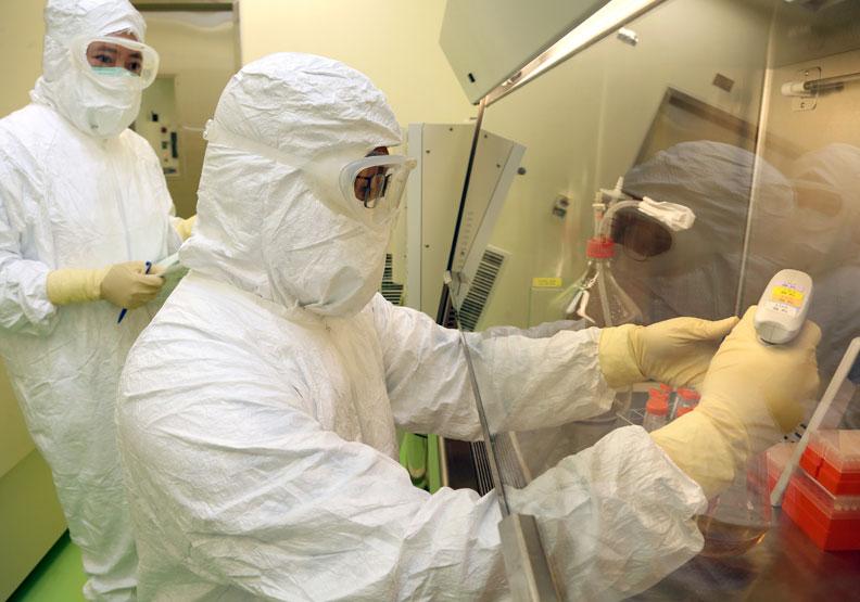 抗新冠病毒藥物的最新進展