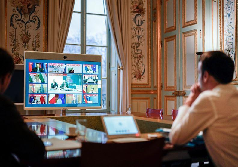 【巴黎手札】馬克宏下令全國停課!法國人難再「優雅」防疫了
