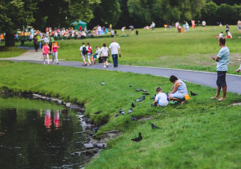 費城讓居民自己蓋「公園」,結果發生了什麼事?