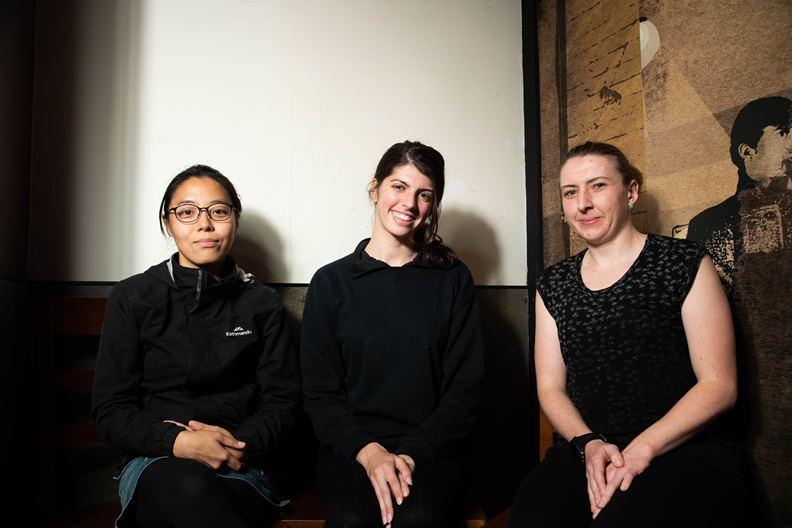 去年底才成立的反抗滅絕台灣分部,三位核心成員接受《城市學》採訪。