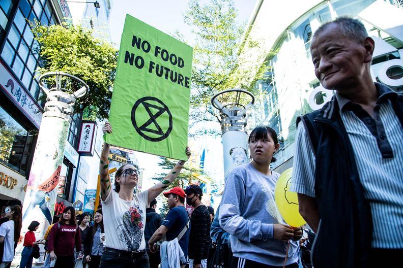 反抗滅絕另類的倡議訴求和傳播手法,或許源自半世紀來環保運動和氣候政治的原地踏步。