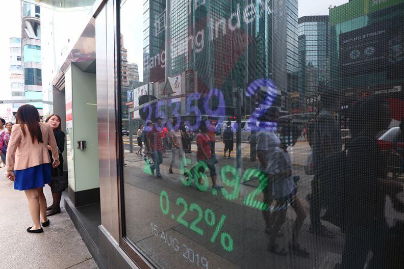 連續蟬聯25年的經濟自由指數冠軍,香港今年首次落居第二。