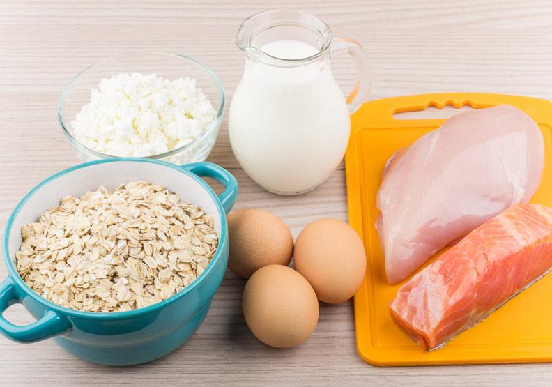 想提高增肌減脂效益,除了蛋白質,「胺基酸」也是重點