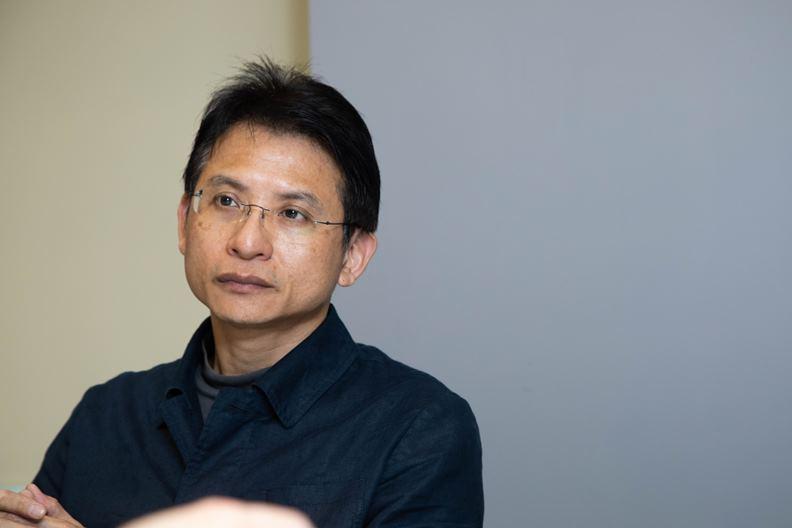跨入公部門才一年多的呂新科,肩負帶領台北市邁向5G時代的重要任務。