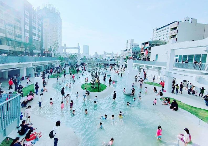 富比士評為「世界最期待公園」,台南市河樂廣場魅力在哪裡?
