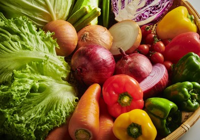 老化從糖化和氧化開始!吃 7 色蔬菜吃進回春能力