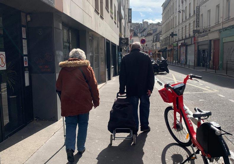 【巴黎手札】一週連下三道緊急命令!法國終於繃緊防疫神經