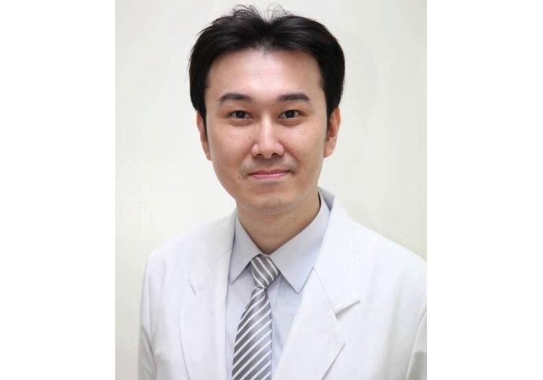 台北市立聯合醫院陽明院區胸腔內科醫師蘇一峰。蘇一峰提供
