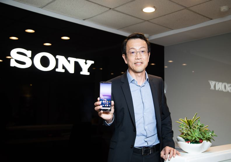 Sony Mobile總經理林志遠:5G手機只有「快」沒用,重點是震撼體驗!