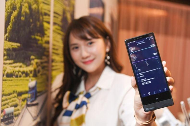 發表至今引起不少話題的Sony第一支5G手機,已準備在台上市。(圖片提供:Sony Mobile TW )