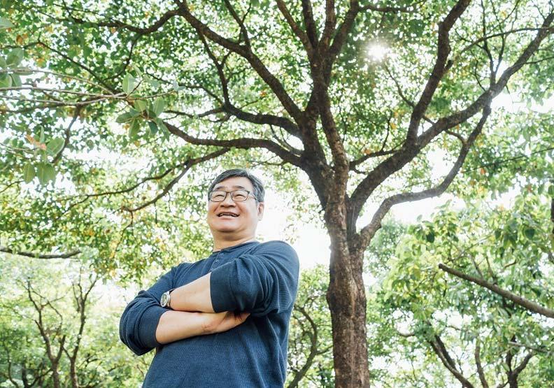 「台南一哥」王浩一的古樹之旅:超過千年的生命會教你一些事