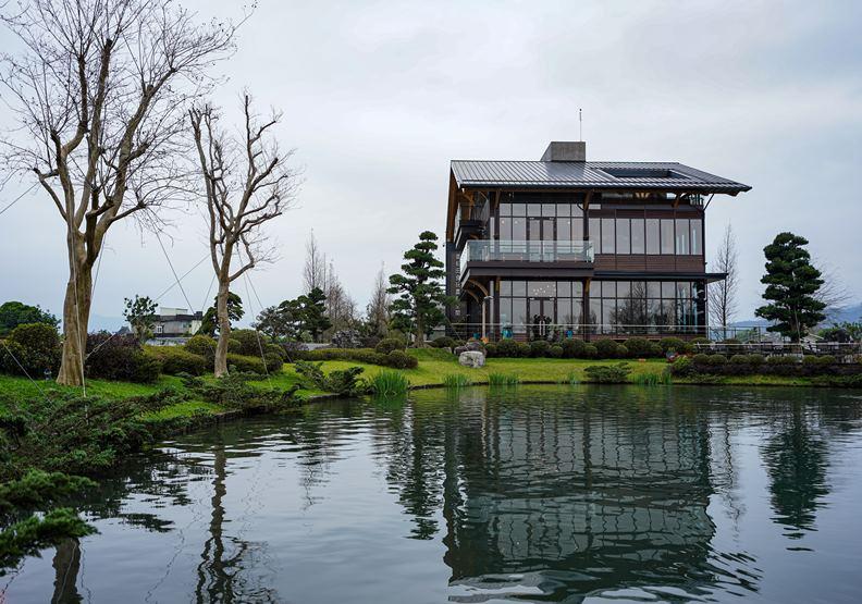 用日本檜木打造CLT綠建築,棗稻田想在宜蘭說出什麼故事?
