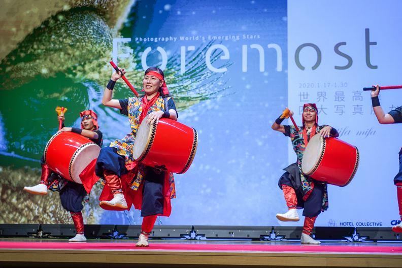 洋溢著熱情與活力的「Eisa太鼓舞」是當地代表技藝。