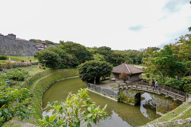 造訪沖繩必去的首里城公園。