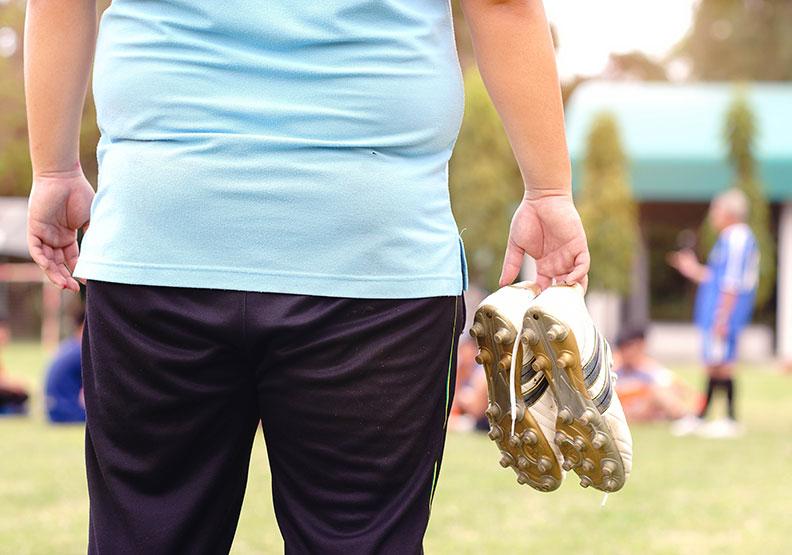 原來中年發福容易造成骨鬆!維持瘦體素正常分泌的 2 項關鍵