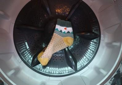 襪子怎麼洗才乾淨?日本專家:正確洗能維持彈性又用得久