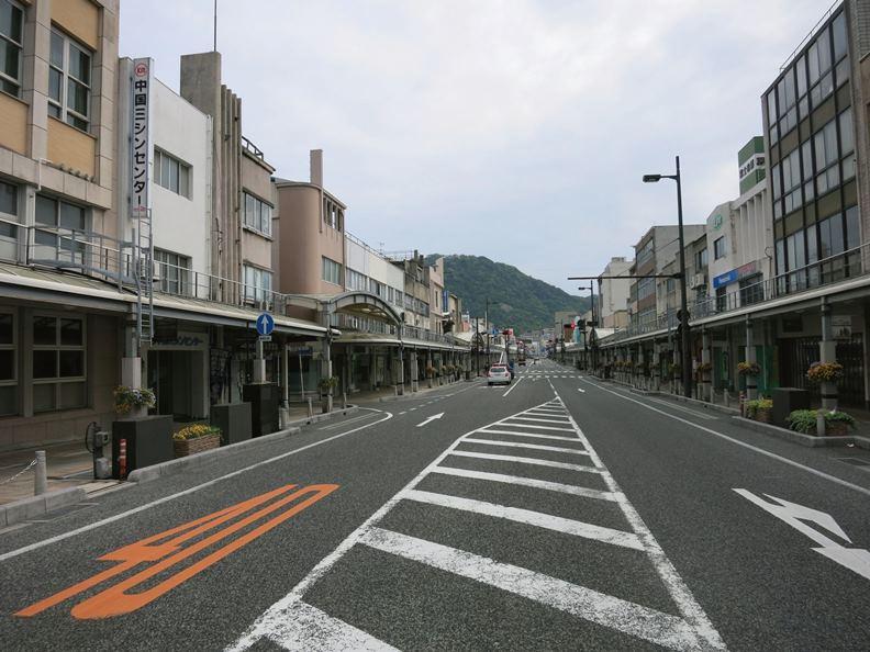 鳥取市若櫻街道
