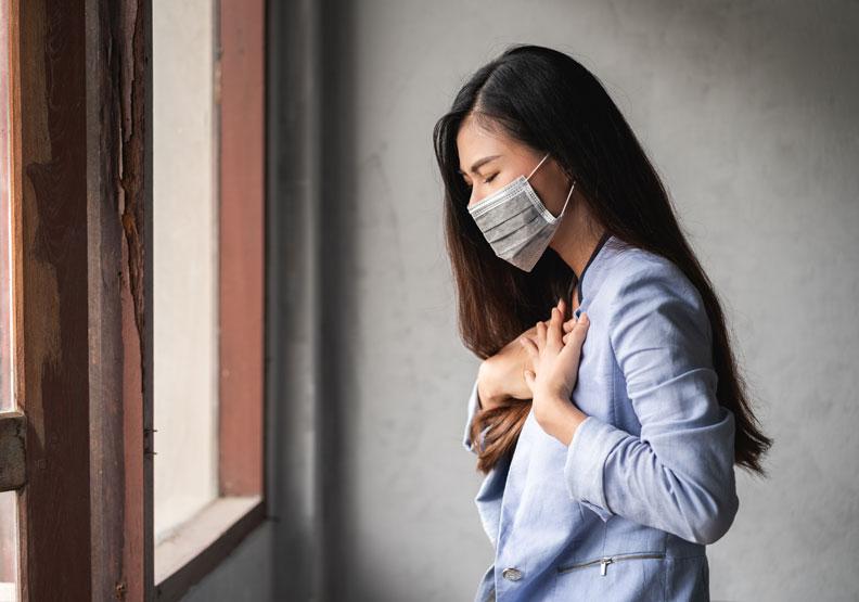 肺阻塞患者罹肺炎比例比一般人高4倍!疫情期間該如何應對與保養?