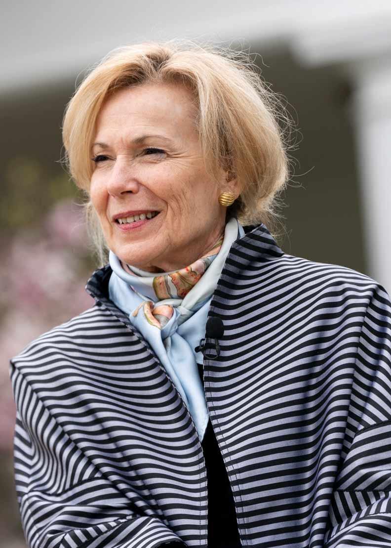美國公共衛生專家博克斯(Deborah Birx)。取自維基百科