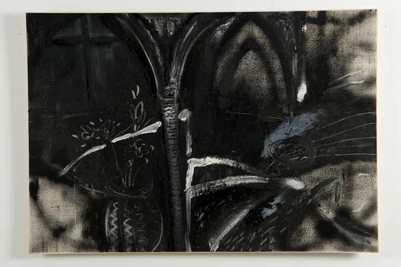 《巴黎聖母院》。江賢二藝術文化基金會提供