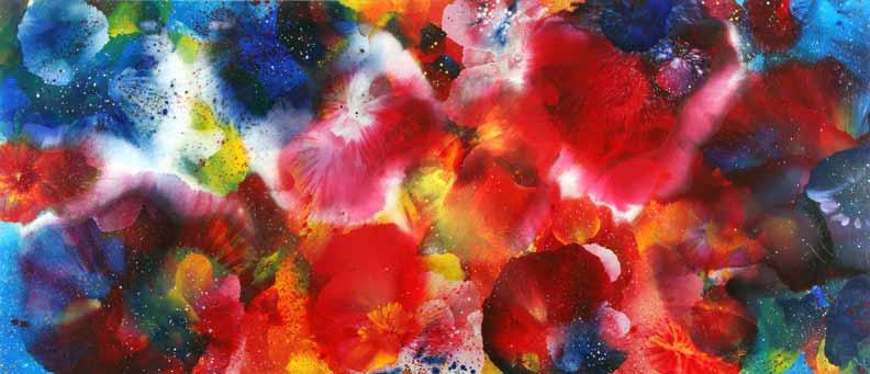 《比西里岸之夢》。江賢二藝術文化基金會提供