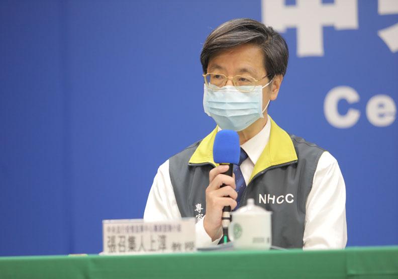 敦睦艦隊再添1確診/多位患者康復中,張上淳:台灣醫療團隊堅強