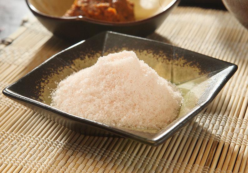 血中存在過多的鹽分會造成血管中水分大幅增加,使得血管壁壓力上升;董旭官攝。