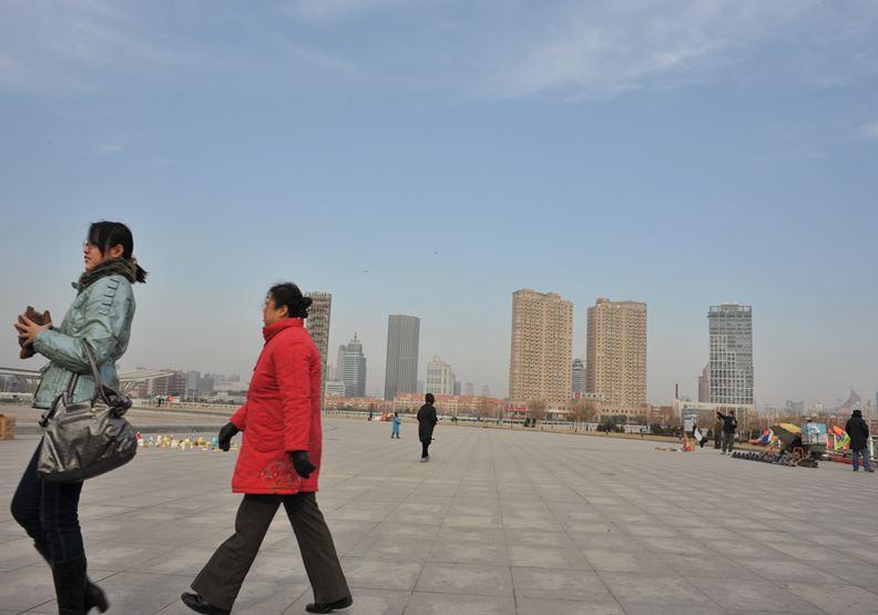 五一長假人潮銳減!中國大陸旅遊年收崩跌60%