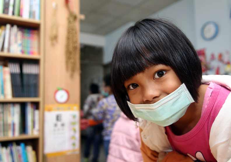 陳彥翰希望未來有一天書屋能夠消失,代表台東不再有這樣的弱勢孩子。