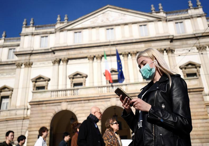對使用口罩時機的不同習慣,成為歐洲疫情擴大的原因之一。