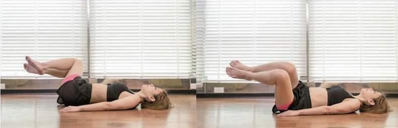 脊柱旋轉訓練腹內外斜肌。