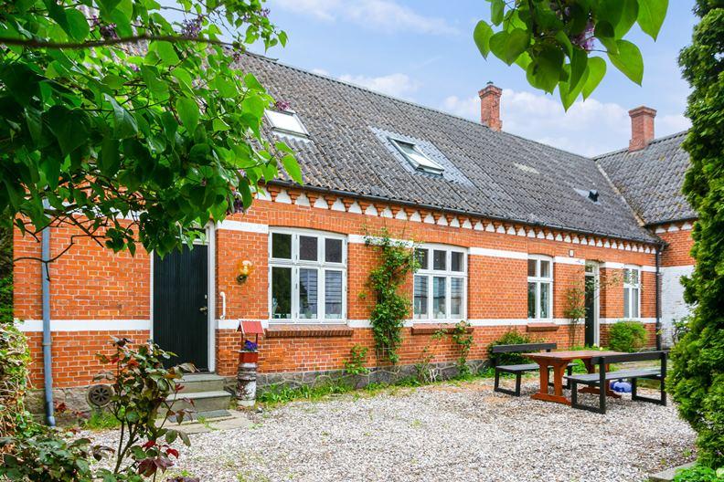 丹麥的Trudeslund被公認為世界第一個合作住宅。 圖片取自 bofaellesskab.dk