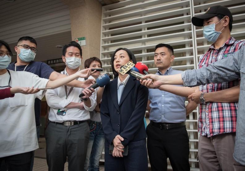 針對近期台鐵殺警案的宣判,王婉諭批評許多官員的發言不洽當。圖片取自王婉諭臉書